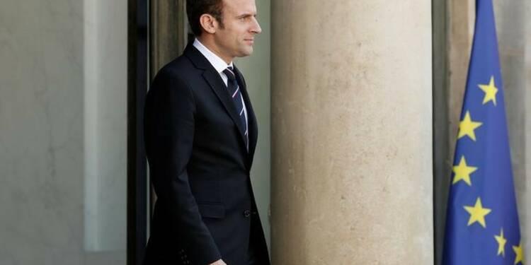 Macron et Poutine poursuivront le dialogue sur Syrie et Ukraine