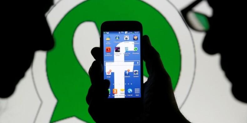 Bruxelles inflige une amende de 110 millions d'euros à Facebook