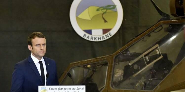 Macron participera au prochain G5 Sahel, contact avec Alger