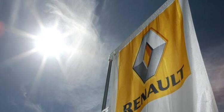 Renault rappelle 10.000 Captur vendus en Russie, souci de frein
