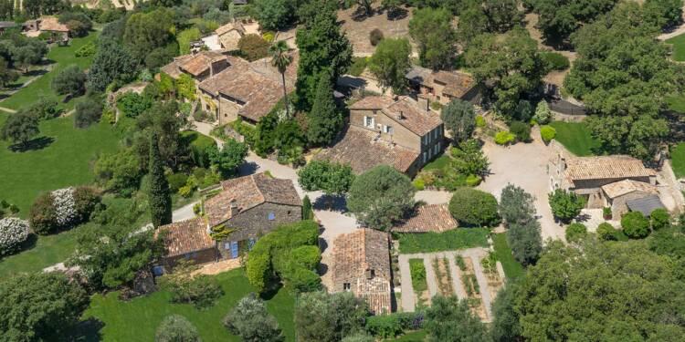 Johnny Depp baisse le prix de vente de sa villa varoise à 35 millions d'euros