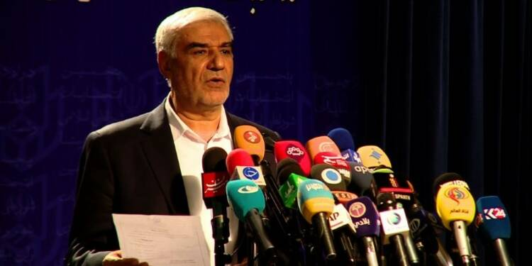 Rohani quasiment assuré d'être réélu président en Iran