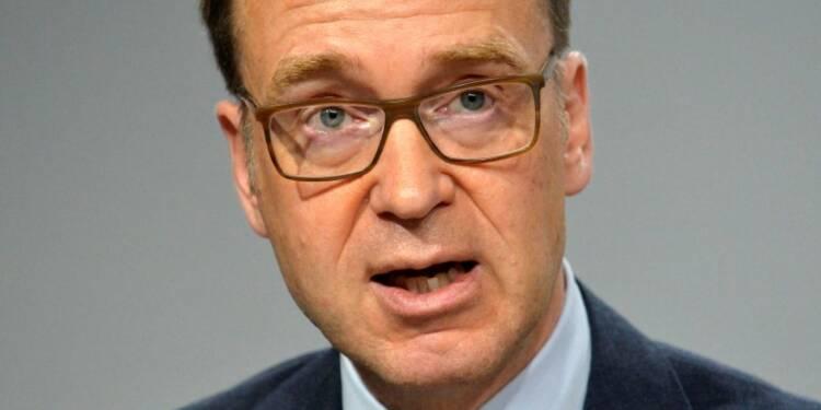 """La BCE devra """"faire preuve de cran"""" face à l'inflation, dit Weidmann"""