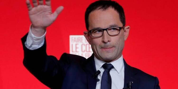 Hamon soutient les adversaires de Valls et El Khomri
