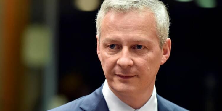 Le Maire investi par LREM pour les législatives