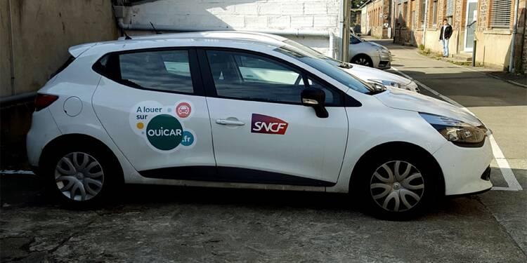 Louer une voiture SNCF : rapide et moins cher que la concurrence !