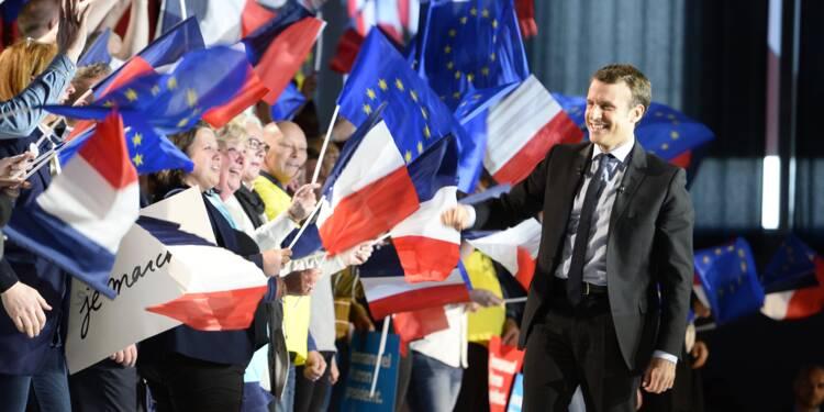 """""""Si Emmanuel Macron mène rapidement les réformes promises, la France peut devenir aussi attractive que l'Allemagne"""""""