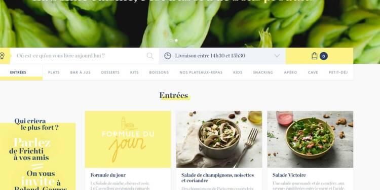 Qui est Frichti, le livreur de repas qui vient de lever 30 millions d'euros ?