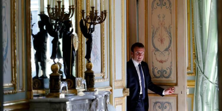 Macron veut ouvrir toutes les réformes sociales d'ici fin 2017