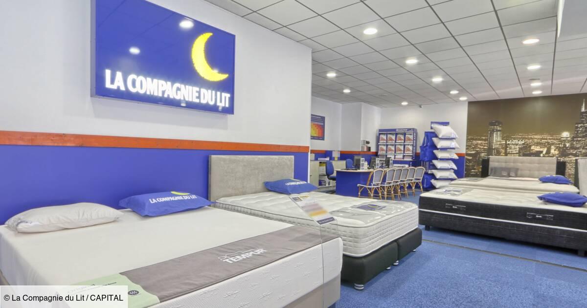 Comment La Compagnie Du Lit Resiste A Ikea Et A Conforama Capital Fr