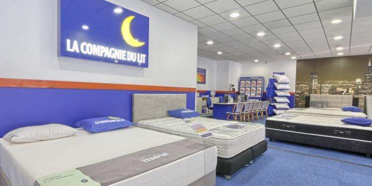 Comment la Compagnie du lit résiste à Ikea et à Conforama
