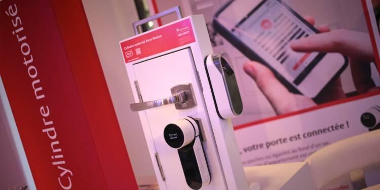 Serrure connectée : et si vous ouvriez votre porte à distance depuis votre smartphone ?