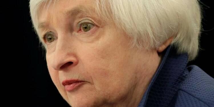 RPT-Fed: Hausse des taux liée à l'économie, bilan réduit dès 2017