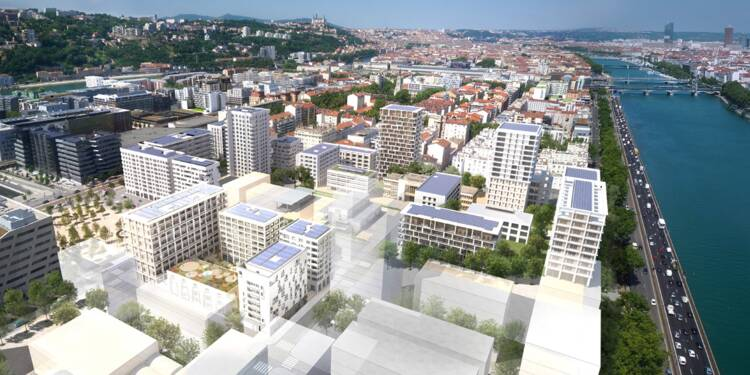 Comment Lyon invente la ville du futur