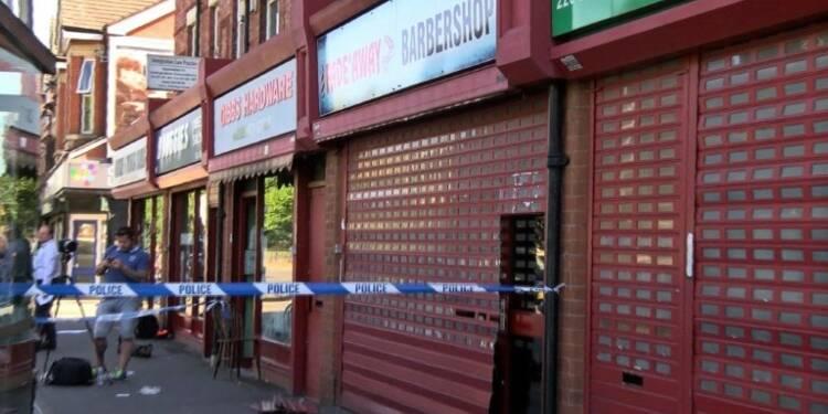 Manchester/enquête: 10 personnes en garde à vue