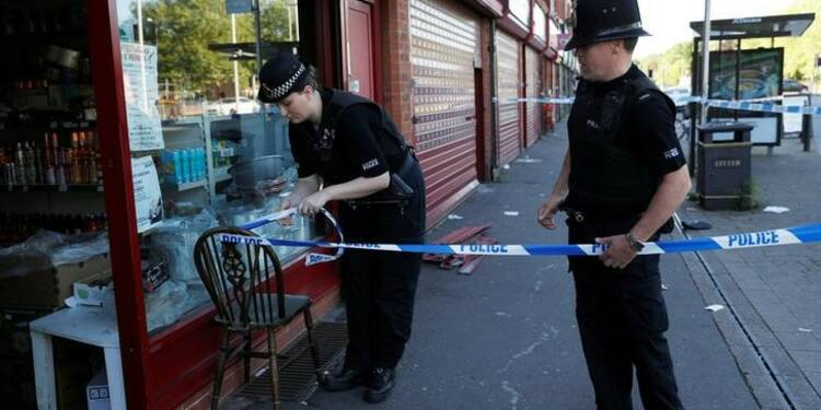 """""""Immense"""" avancée dans l'enquête sur l'attentat de Manchester, selon la police"""