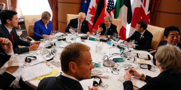Tusk appelle le G7 à un maintien des sanctions contre la Russie