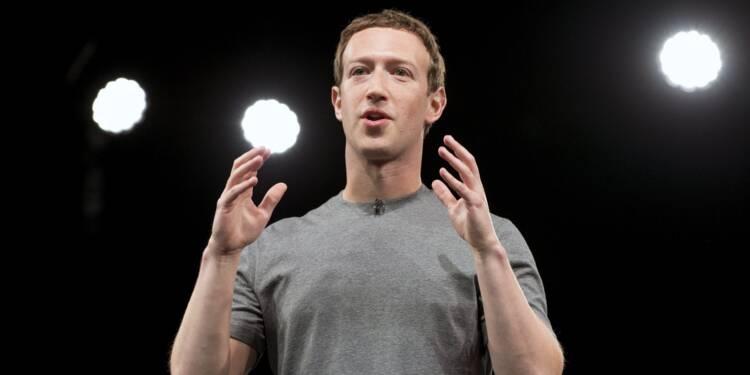 Mark Zuckerberg trouve que le revenu universel est une bonne idée