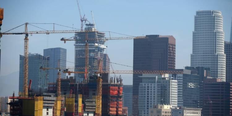 Etats-Unis: La croissance révisée en hausse à 1,2% pour le 1er trimestre