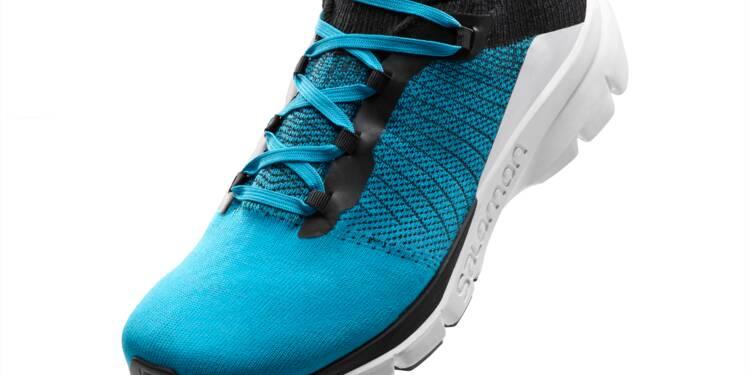online retailer ec2b6 27d55 Salomon invente la chaussure de sport sur mesure - Capital.fr