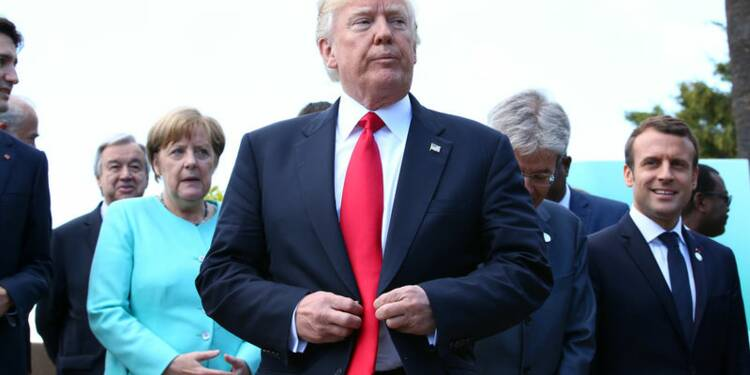 Au G7, à l'Otan, les alliés de Trump ont affronté son côté Janus