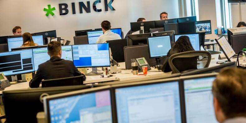Comment le courtier BinckBank veut devenir une plateforme complète de l'épargne