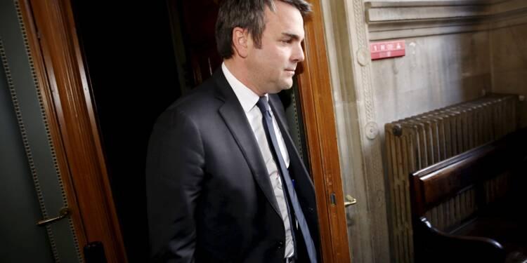 """Thomas Thévenoud : un an d'inéligibilité pour sa """"phobie administrative"""""""