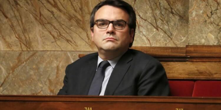 Thomas Thévenoud condamné à trois mois avec sursis