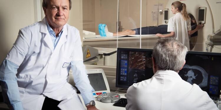 ce radiologue poss u00e8de un robot unique au monde