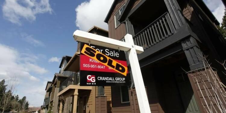 Prix immobiliers aux USA +5,9% annuels en mars