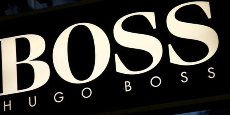 Hugo Boss débauche le directeur financier de Tchibo