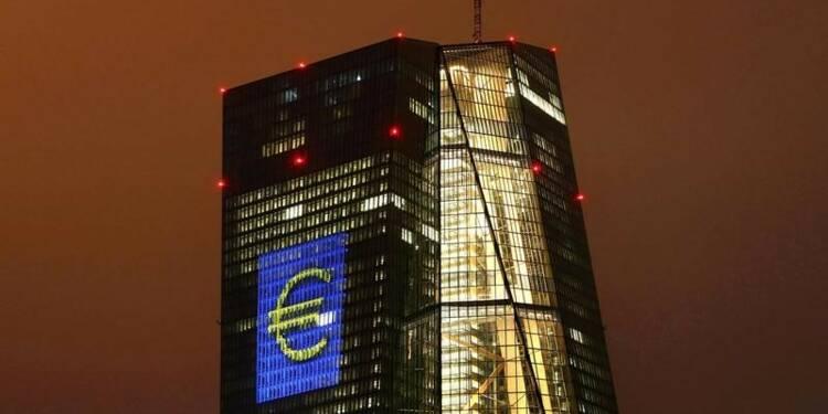 La BCE évoquera un dénouement la semaine prochaine