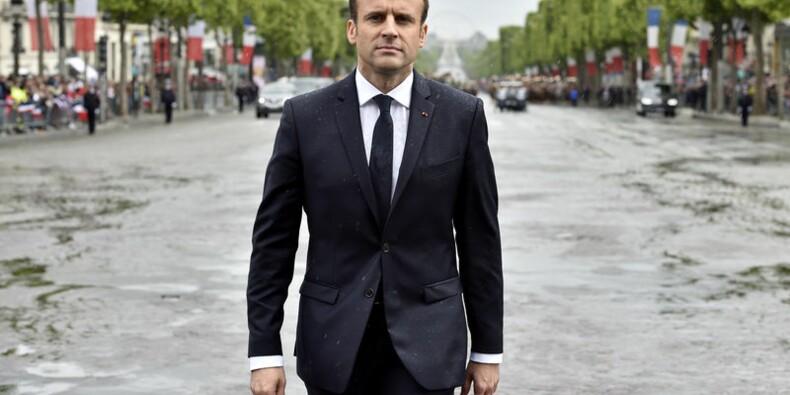 Quinze jours de présidence Macron entre rupture et tradition
