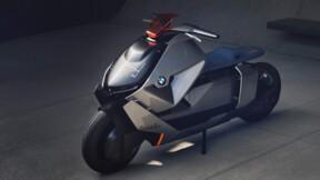 Motorrad Concept Link, le deux-roues électrique futuriste de BMW
