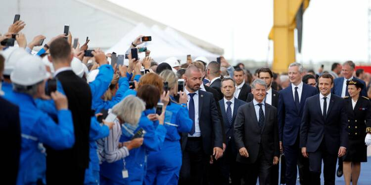 Saint-Nazaire : Macron finalement protectionniste et interventionniste ?