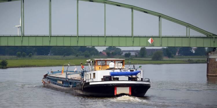 Le surprenant retour du transport fluvial