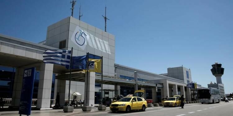 La Grèce accepte une offre améliorée sur l'aéroport d'Athènes