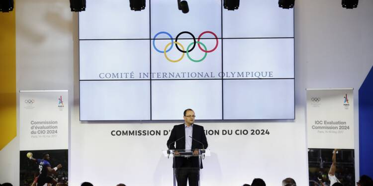 Les JO auraient lieu à Paris en 2024, à Los Angeles en 2028