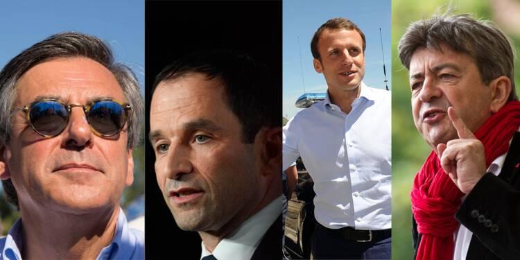 Retraite dorée, immobilier... les surprises des patrimoines des candidats
