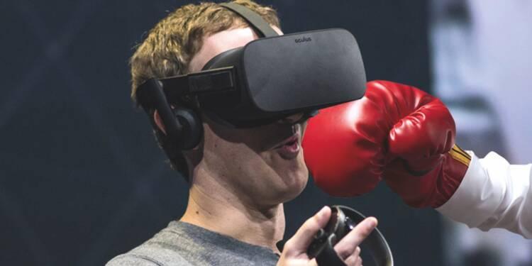 Comment Facebook s'est planté avec son casque Oculus