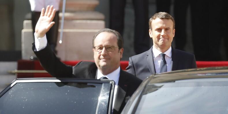Dépenses publiques : le cadeau empoisonné de Hollande à Macron