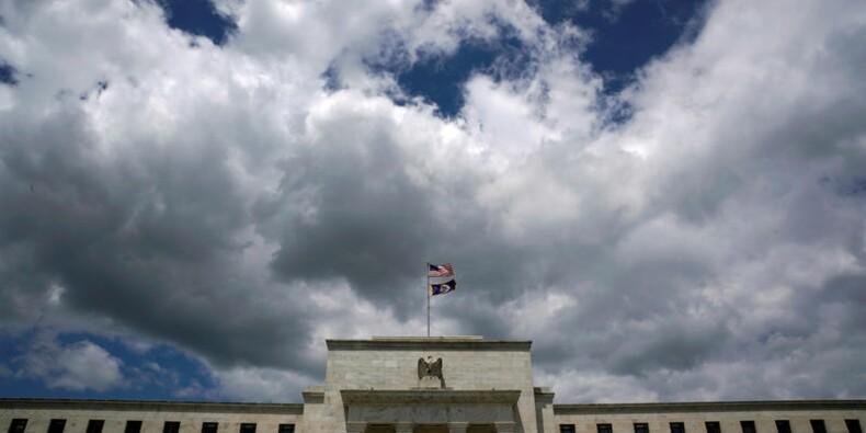 La croissance américaine est restée modeste à modérée