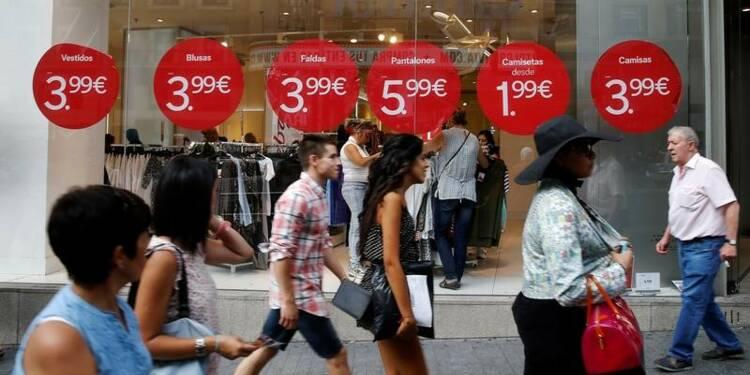 L'inflation a ralenti un peu plus que prévu dans la zone euro