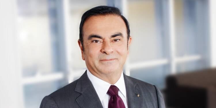 Ghosn, Arnault, Plassat... le classement des patrons les mieux payés