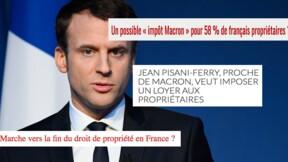 Détox : Le loyer fictif, la supertaxe sur les propriétaires que les anti-Macron prêtent à tort au candidat