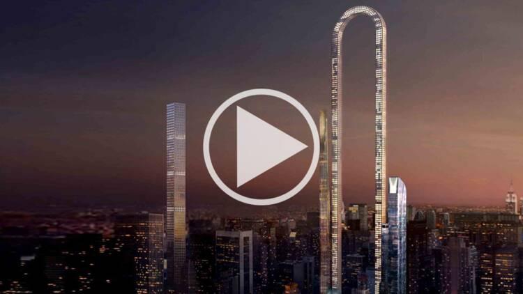 Big Bend : une arche de 1230 mètres au coeur de New York