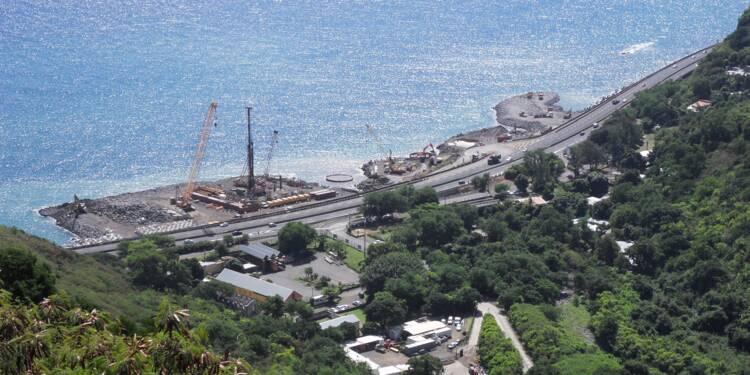 A la Réunion, 250  millions d'euros de plus pour la route la plus chère du monde