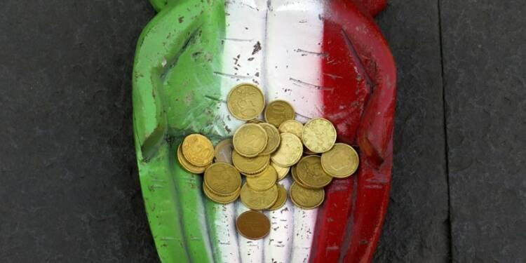 La croissance de l'économie italienne révisée à la hausse au 1er trimestre
