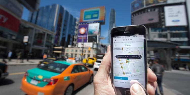 Uber a encore perdu 700 millions, mais c'est une bonne nouvelle