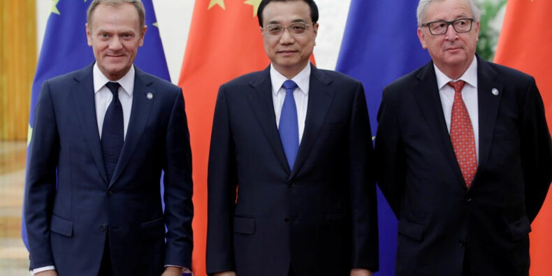 Chine et Union européenne veulent prendre la main sur le climat